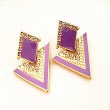 Big Black Stud Earrings For Women Cute Gold men pokemon acrylic Earings Fashion Jewelry  India Bridal Bohemian earing studs