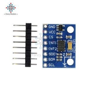 GY-291 ADXL345 3-осевой цифровой датчик гравитации модуль ускорения датчик наклона IIC SPI 3-5 в для Arduino