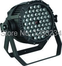 cheap dj light for outdoor 54pcs 3W RGBW waterproof led par stage light disco bar light