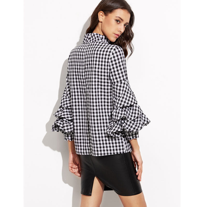 Image result for gingham womens shirt
