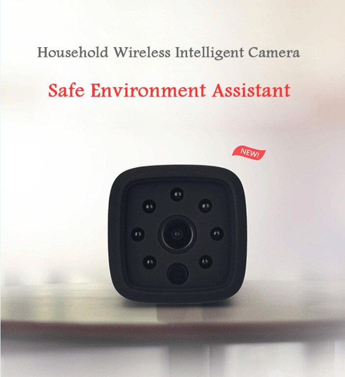Mini wireless camera 1080P WiFi HD night vision sports outdo