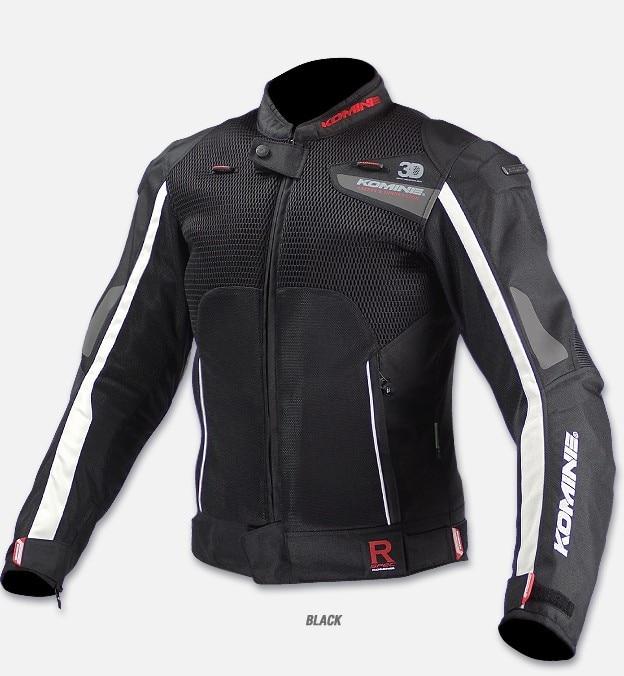 Free Shipping 2018 NEW JK092 Motorcycle jacket Summer mesh breathable racing jacket Men's motorcycle protection jacket