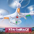 2016 nueva original syma x5a-1 drone 2.4g 4ch rc helicóptero quadcopter sin cámara