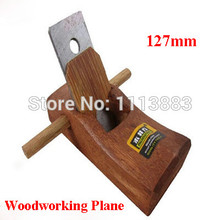 127mm Wooden Plane Woodworking Hand Tool Sets Carpenter's Plane For DIY Woodworking 5 pcs plane violin maker tool woodworking thumb plane luthier tool 115