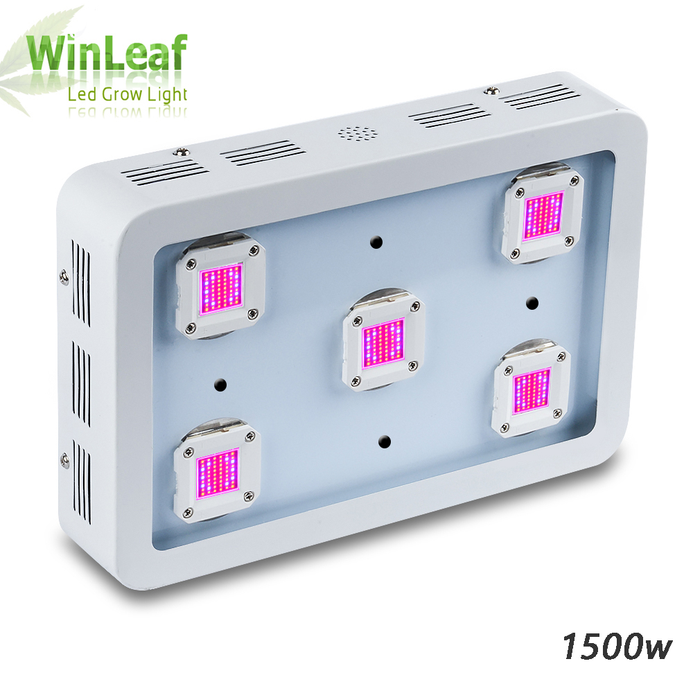 Cob Led Grow Light Full Spectrum 1500w Plant Lamp High Yield For Flower Plants  Lighting Hydroponics ...