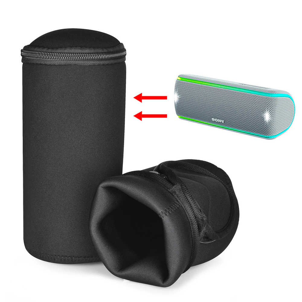 New Brand Storage Soft Carrying Travel Protective Cover Bag Case for Sony XB30/ Sony SRS XB30/ Sony SRS-XB30 Bluetooth Speaker