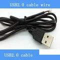 1.2 м порт USB 2.0 модуль камеры наблюдения кабельной линии полный медный провод черный USB кабель