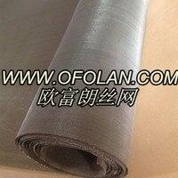 Питания пятно Inconel600 Проволочная сетка (60 сетка) 20 см * 100 см
