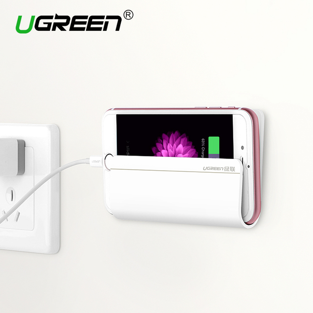 Ugreen Holder Stand Universal Wall Phone Stand Mobile Phone Holder for iPhone iPad Mini Tablet Samsung Xiaomi Phone Stand Mount