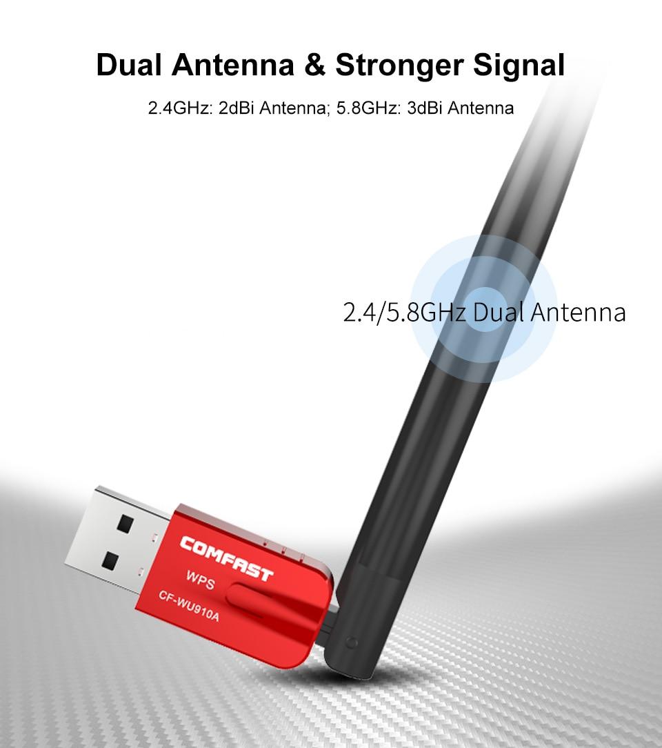 10pcs Ac 600m 5ghz 2 4ghz Dual Band Usb Wireless Wifi Adapter 600mbps Bluetooth 4 2 Wi Fi Network Lan Card For Desktop Laptop Pc Network Cards Aliexpress