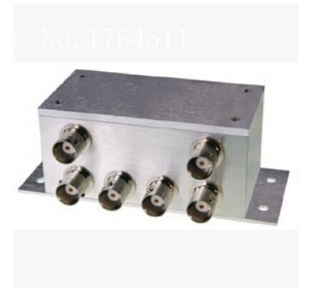 [BELLA] Mini-Circuits ZFSC-6-110-S+ 1-500MHz Six BNC/SMA Power Divider