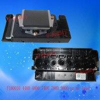 100 New Original Compatible Print Head For Epson 7800 7400 9800 9400 F160010 DX5 Shower Nozzle