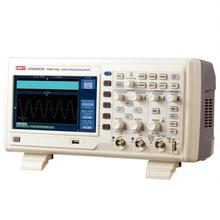 UNI-T UTD2062CM Desktop Digital Storage Oscilloscopes 60MHz 2 Channels 1Gs/s free shipping new 2 channels isds220a 2 in 1 pc usb virtual digital oscilloscop spectrum analyzers 60mhz 200msa s