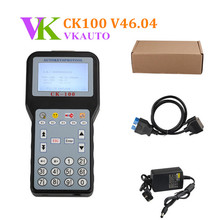 CK100 V46.04 Car Key Programmer Update Version of CK100 V46.02 V99.99 with 1024 Tokens High Quality