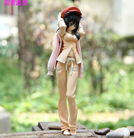 KAITO Bakemonogatari PVC Sexy Action Figure Model Collection Toy 24cm Loose Without Box