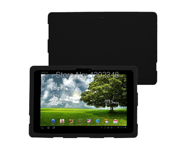 Luxury Ultra Slim Waterproof Soft Silicone Rubber Protective Shell Case Cover for Asus Eee Pad Transformer Prime TF101 asus transformer prime tf300tg 3g купить