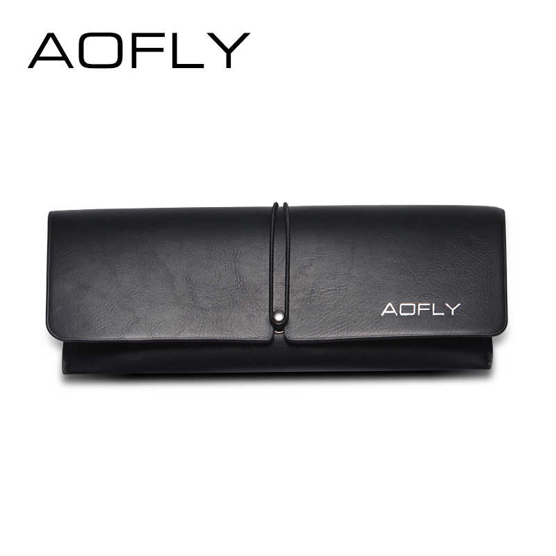 d0774ab60d Detail Feedback Questions about AOFLY Glasses Case Box Brand Design ...
