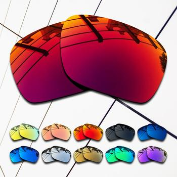 Wholesale E.O.S Polarized Replacement Lenses for Oakley TwoFace Sunglasses - Varieties Colors oowlit polarized replacement lenses of blue gradient for oakley frogskins sunglasses