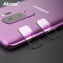 Akcoo Cameral Lens Protector film for Samsung Galaxy S9 Plus S7  edge s8 S10 Note 8 9 10 back camera protective