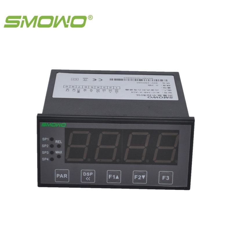 4-digit controller indicator MIC-3AS standard signal
