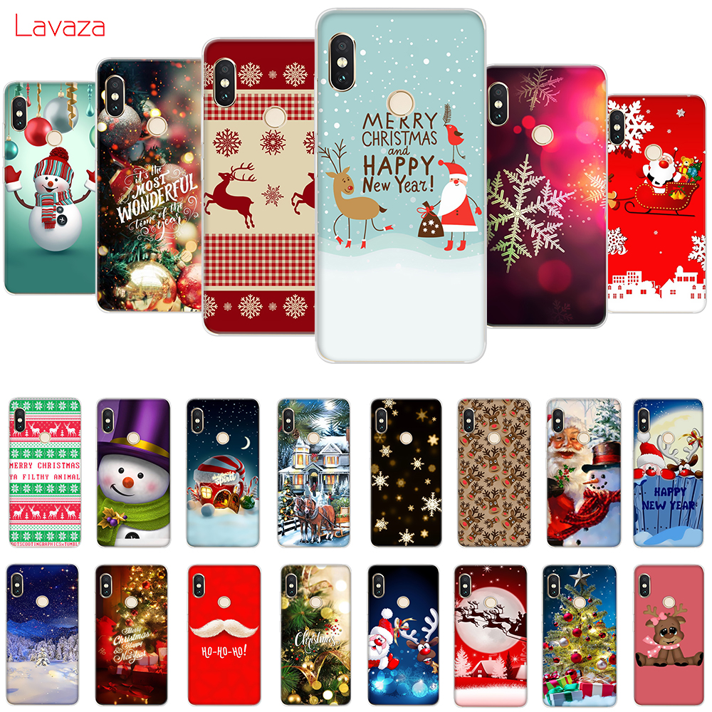 Lavaza New year christmas design Hard Phone Cover for Huawei P30 Pro <font><b>Lite</b></font> Nova 3 3i for <font><b>Honor</b></font> 8 <font><b>9</b></font> 10 <font><b>Lite</b></font> 7A Pro P30Lite Case image