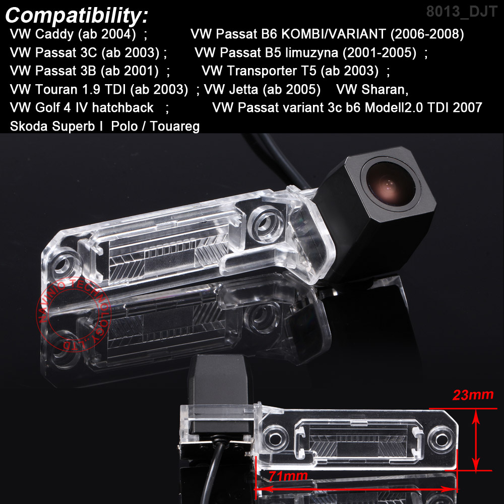 Cheap car rear reverse camera