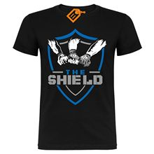 The Shield Dean Ambrose Seth Rollins Roman Reigns T-Shirt Mens Kids T shirt Tops Summer Cool Funny