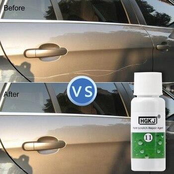 Agent de réparation de rayures de voiture cire de polissage pour voiture nettoyant à rayures entretien de la peinture Auto détaillant entretien magique professionnel de coiffure de voiture