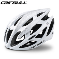 2019 Racing Bicycle Helmet In mold MTB Road Cycling Helmet for Men Women S M L 52 62cm Ultralight Helmet Sport Safety Equipment