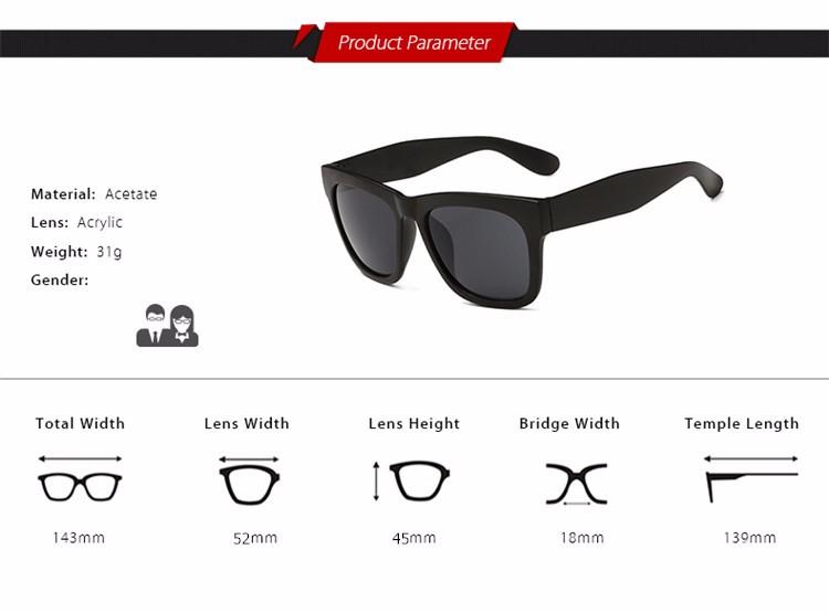Classic Vintage Sunglasses Men Brand Designer Shades UV400 Male Sun Glasses For Men Mirror Glasses gafas oculos de sol masculino (1)