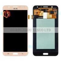 OLED Wholesale HH For Sam Sung Ga Laxy J7 J7 J700F J700M J700H Lcd Display With