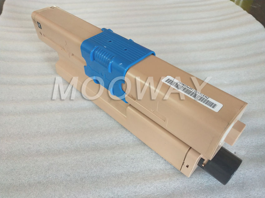 New Compatible White Powder Toner Cartridge For OKI C332 C332dn MC363dn White Powder Toner Cartridge