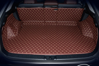Best качество! Специальные материалы ствола для нового Lexus rx200t 2017 водонепроницаемые ботинки ковры грузового лайнера для RX 200 т 2016, Бесплатная д