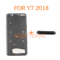 Original Middle Frame For Huawei Y7 2018 Nova 2 Lite LCD Supporting Bezel Housing Replacement With Earpiece TOOL
