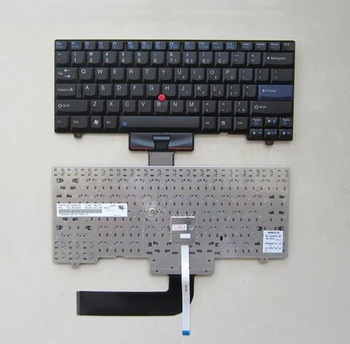 SSEA US Laptop New Keyboard For IBM Lenovo ThinkPad L410 L510 SL410 SL510 L412 L512 new laptop keyboard for thinkpad l430 w530 t430i t530 t430 t430s x230i x230 l530 x230 black us with frame
