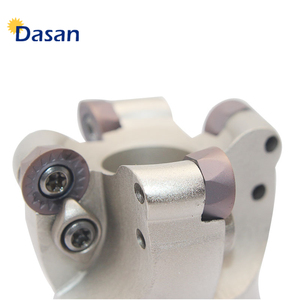 Image 2 - 1pc EMRW 6R 50 22 Gezicht Mill Indexeerbare Frees Houder CNC Draaibank Machine Tool voor RPMT1204 Ronde Inserts