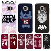 coque teen wolf samsung galaxy s6