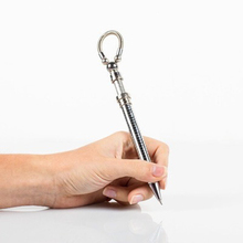 100ชิ้น/ล็อตคิดว่าหมึกปากกาของเล่นบีบอัดอยู่ไม่สุขแม่เหล็กโลหะเจลปากกาS Tylusมัลติฟังก์ชั่ตลกบอลปากกาปั่นของขวัญ