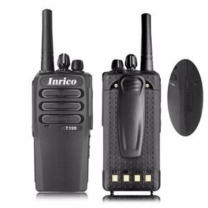 Image 1 - เครือข่ายวิทยุT199 WCDMA GSM Android 4.4.2กลุ่มสายสัญญาณโทรWIFI GPS Bluetooth TrunkingวิทยุWalkie Talkie