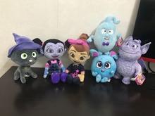 ילדים יום הולדת מתנה ערפד ילדה סדרת צעצועי קטיפה.