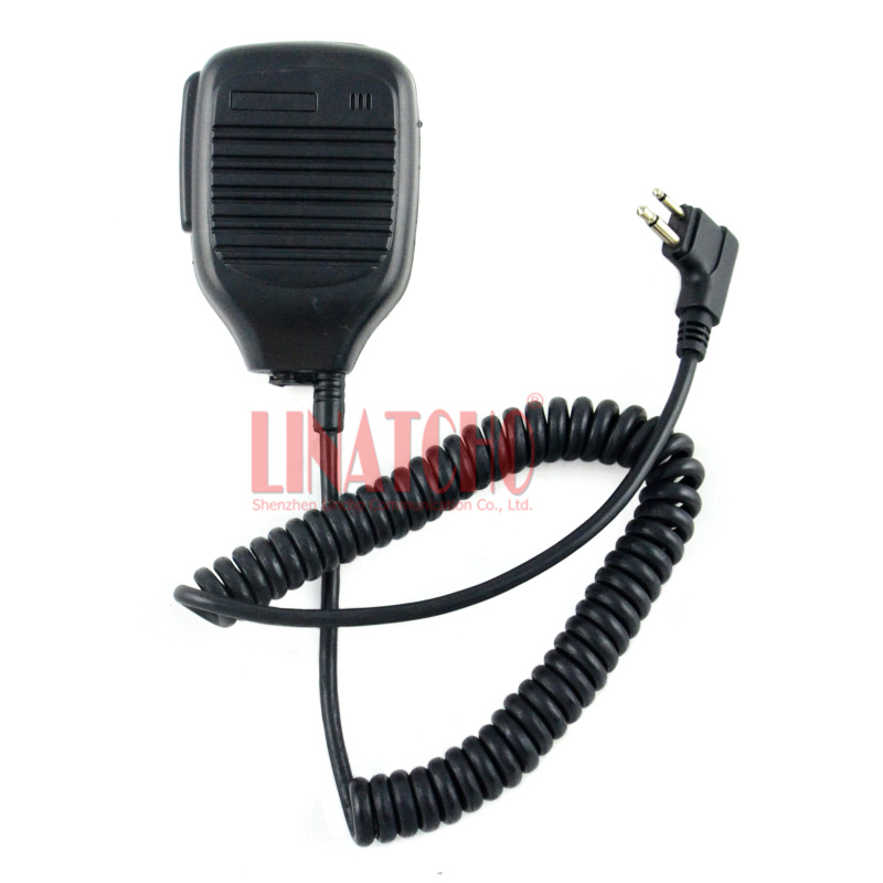 KMC-21 Gp3688 Gp3188 Gp2000 Gp88 Gp68 Hendheld Radio Interphone Walkie Talkie Intercom 2 PIN Microphone