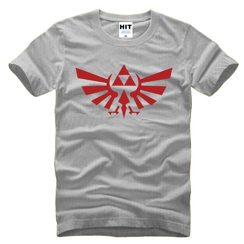 The Legend of ZELDA logo triforce juego Hombres Hombres Camiseta - Ropa de hombre - foto 6