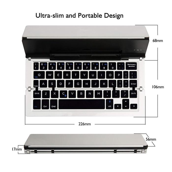 Animuss Bluetooth wireless keyboard (2)