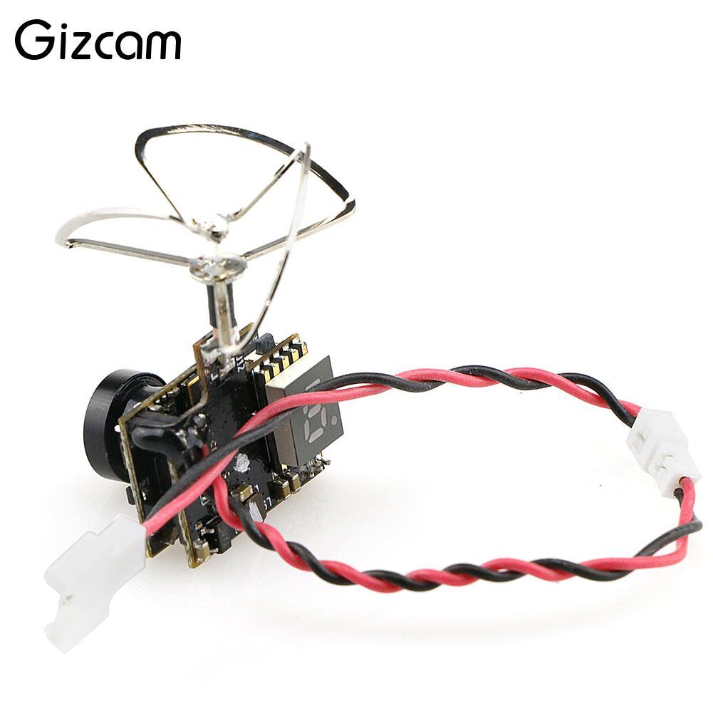 Gizcam JF 03 5.8GHz RC Black Metal Threeleaf Intersection Camera FPV Antenna Toys