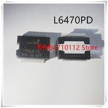 NEW 5PCS/LOT  L6470 L6470PD L6470PDTR HSOP-36 IC