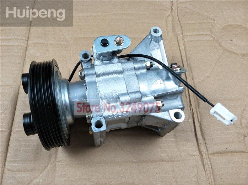 Compresseur à courant alternatif pour Ford Fiesta 2009-2012 OEM: DG80-61K00-B