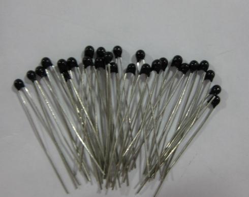 Free shipping 100pcs thermistor 10k  ntc thermistor temperature sensor ntc thermistor 3950 5% ntc 10k mf52at