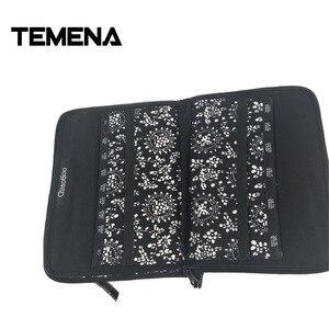 Сумка-игла ChiaoGoo для вязания и макияжа Temena, Сменный Чехол для хранения, 25,3 см * 15,3 см, 2018