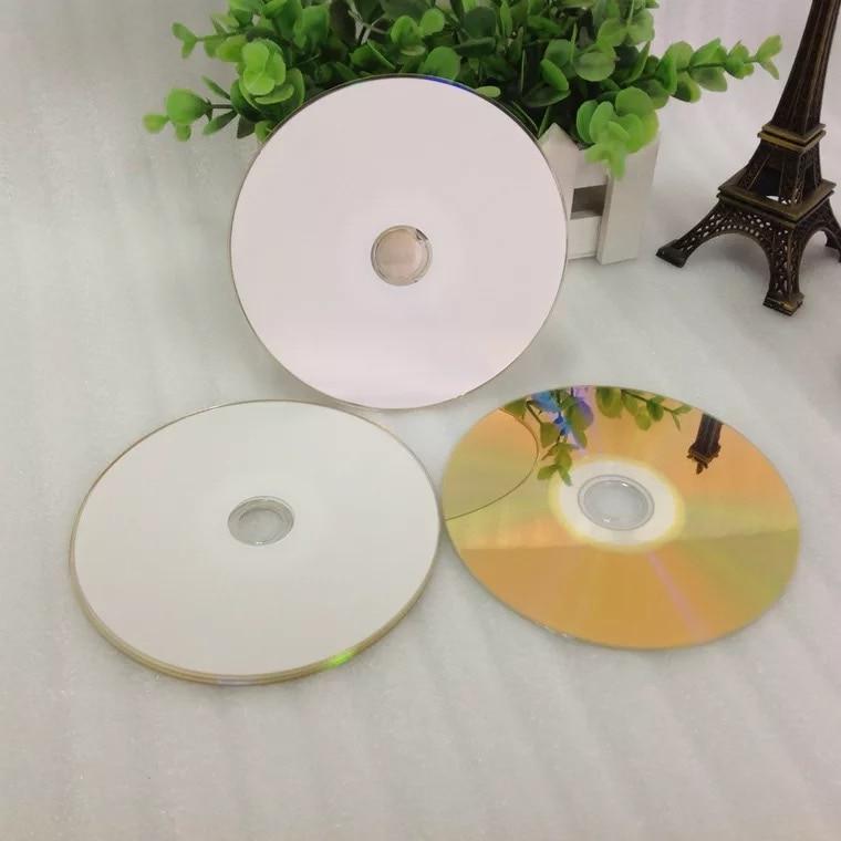 Wholesale 50 Discs 6x 25 GB Gold Printable BD R LTH Blu Ray Discs