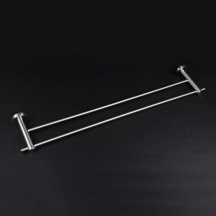 ФОТО Wall Mounted Stainless Steel Modern Towels Rack NDK-2361 free shipping